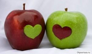 Яблоки для очищения за три дня